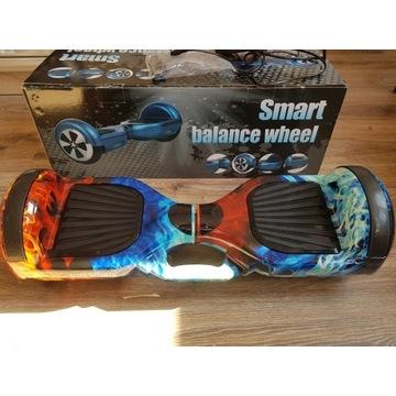 Deskorolka elektryczna hoverboard elite sports