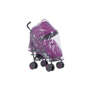 CUGGL Baby start folia przeciwdeszczowa do wózka