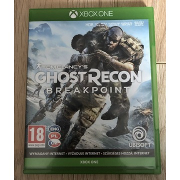 Ghost Recon Breakpoint XBoxOne