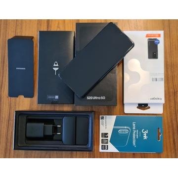 SAMSUNG Galaxy S20 Ultra 5G SM-G988 GWAR. GRATISY!