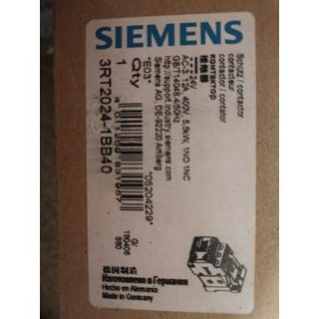 Stycznik Siemens 3RT2024-1BB40