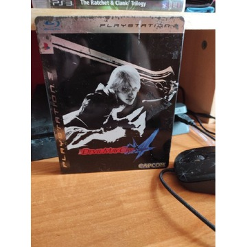 Devil may cry 4 ps 3 stellbook edition