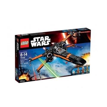 Klocki LEGO Star Wars 75102 X-Wing Fighter Poe'a