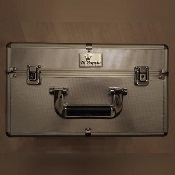 Shisha Al Papcio fajka wodna walizka