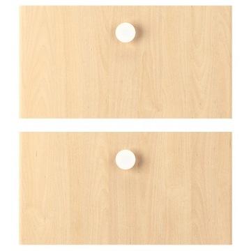 IKEA Fronty szuflady Folja 60x32cm 2 sztuki Stuva