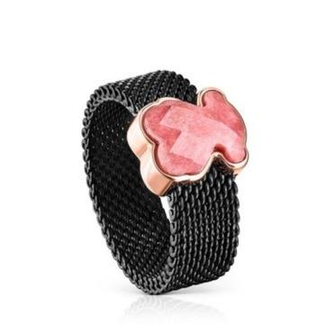 Tous mesh pierścionek oryginał nowy