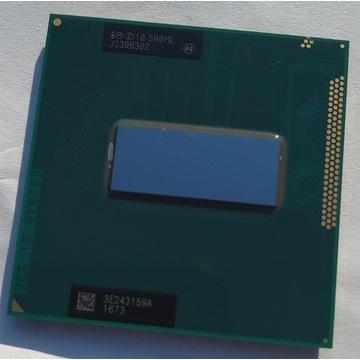 Procesor Intel i7-3720QM 3.6GHz 4/8 SR0ML