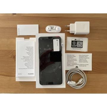 Huawei P20 128GB EML-L29 komplet, nowy wyświetlacz