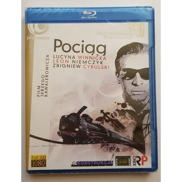 POCIĄG Blu-ray PL - nowy, folia UNIKAT!