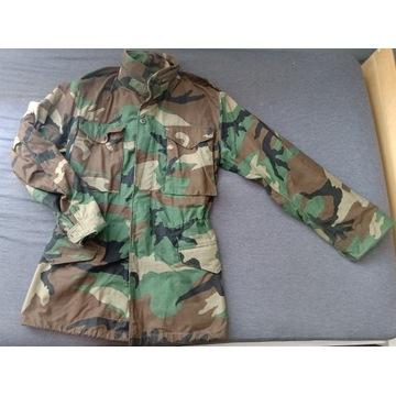 US Woodland M65 amerykańska kurtka wojskowa