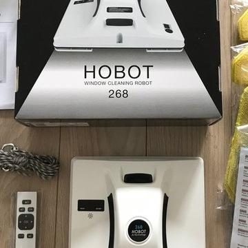 HOBOT 268 - Robot do mycia okien +extra ściereczki
