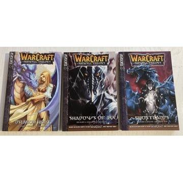 Warcraft Trylogia Sunwell english
