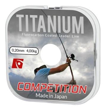 Żyłka przyponowa Titanium 0,225mm