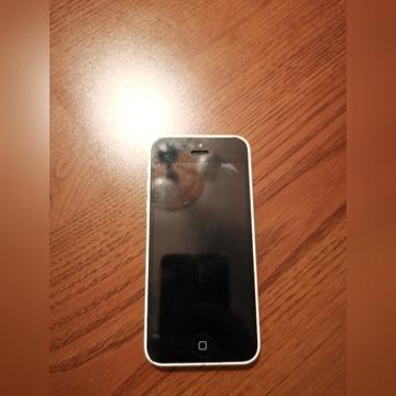 IPhone 5c White biały