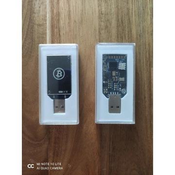 Koparka Bitcoin Block Erupter USB ostatnia sztuka