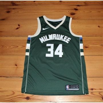NBA GIANNIS ANTETOKOUNMPO MILWAUKEE BUCKS SWINGMAN