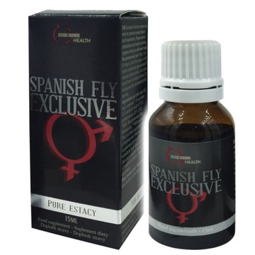 Supl.diety-Spanish FLY Exclusive 15ml krople