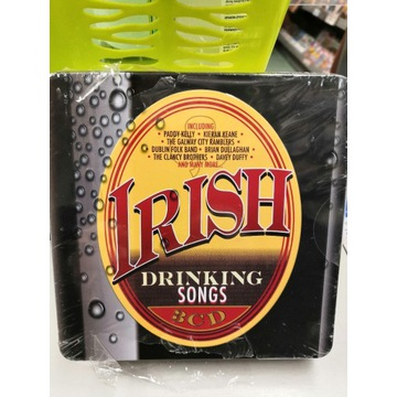 IRISH Drinking Songs - 3CD