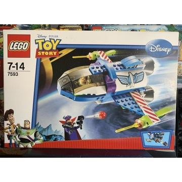 Lego 7593 Toy Story UNIKAT