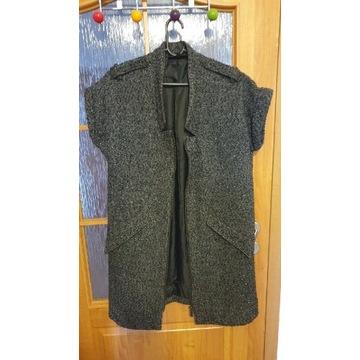 Karl Lagerfeld kamizelka płaszczyk sukienka 40 42