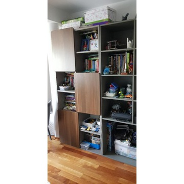 Meble młodzieżowe VOX regał, komoda, biurko, szafa