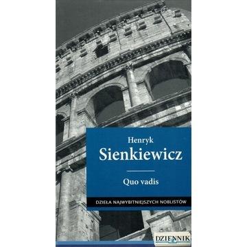 H.Sienkiewicz. Quo vadis
