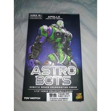 TOY NOTCH ASTROBOTS APOLLO Robot Prototype