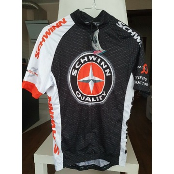 Koszulka rowerowa Quest, Schwinn nowa