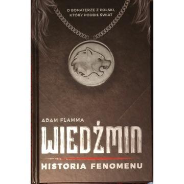 Wiedźmin - Historia Fenomenu - Adam Flamma