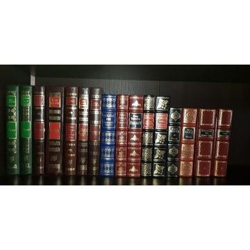 Kolekcja książek ex libris 16sztuk