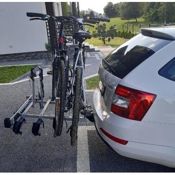 Bagażnik rowerowy WYNAJEM