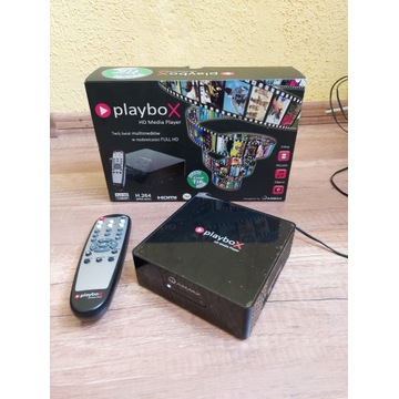 Asmax Playbox HD Media Player