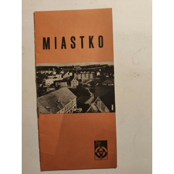 Ulotka PRL - Miastko 1967 IT