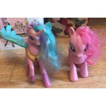 Celestia księżniczka Pinkie pie my little pony