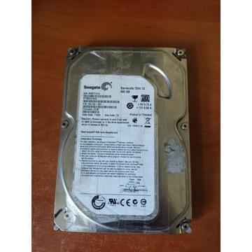 """Dysk 3,5"""" 500GB HDD SATA SEAGATE"""