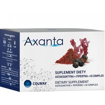 Colway Axanta Zapalenia Poparzenia Wzrok + Wys 0zł