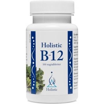 Holistic aktywna B12 witamina metylkobalamina B9