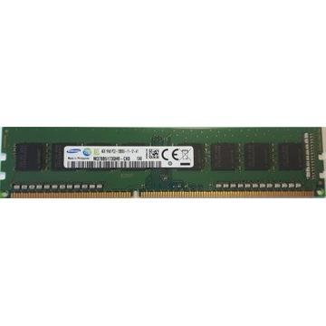 SAMSUNG 4GB 1Rx8 PC3-12800U-11-12-A1DDR3 1600MHz