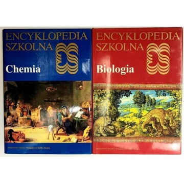 Encyklopedia Szkolna Biologia