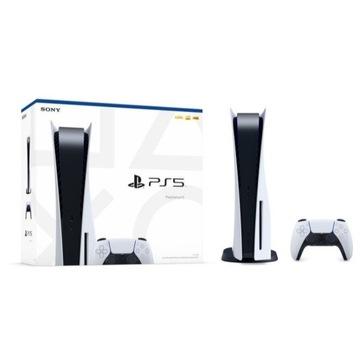 Gotowa do wysyłki PlayStation 5 Konsola z Napędem