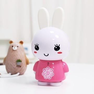 Alilo Króliczek Honey Bunny G6 różowy