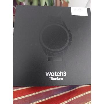 SAMSUNG Watch 3 R840 Titanium Black