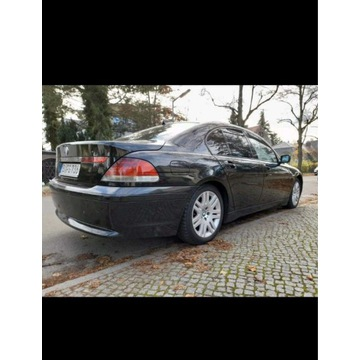 BMW e65 3.0disel