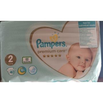 Pampers premium care 2, 40 szt