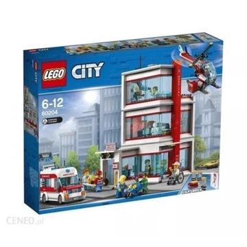 Lego szpital 60204