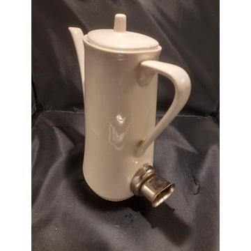 Czajnik porcelanowy elektryczny PRL