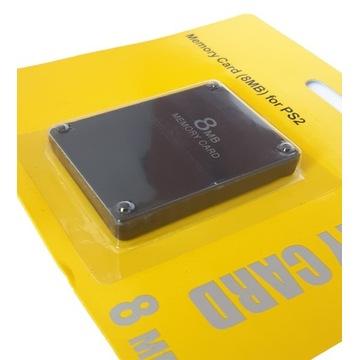 Karta Pamięci 8MB Memory Card PS2 Playstation 2