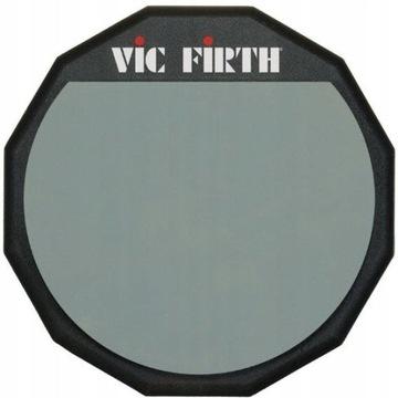 Vic Firth PAD 6D 6 pad do ćwiczeń + Pałki OSCA !!