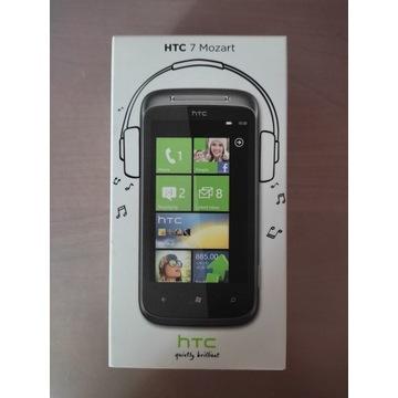 Telefon HTC 7 Mozart fabrycznie nowy nieużywany