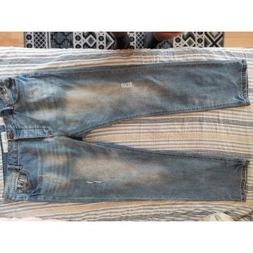 Spodnie jeansowe męskie Diverse